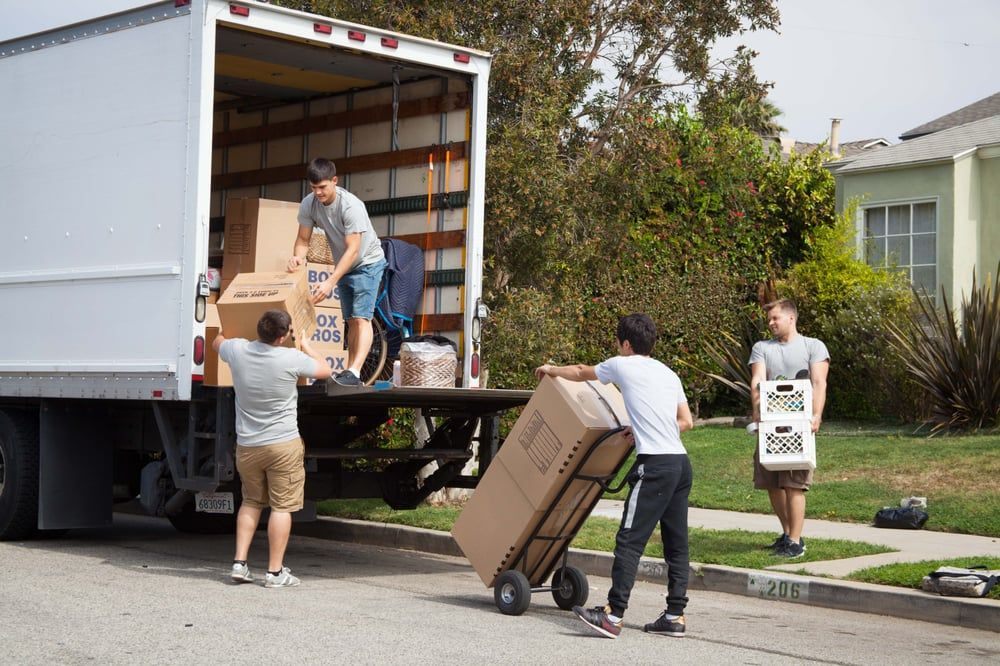 Packers and Movers in UAE